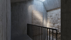 New Visitor Entrance, Benedictine Archabbey Of Pannonhalma / CZITA Architects