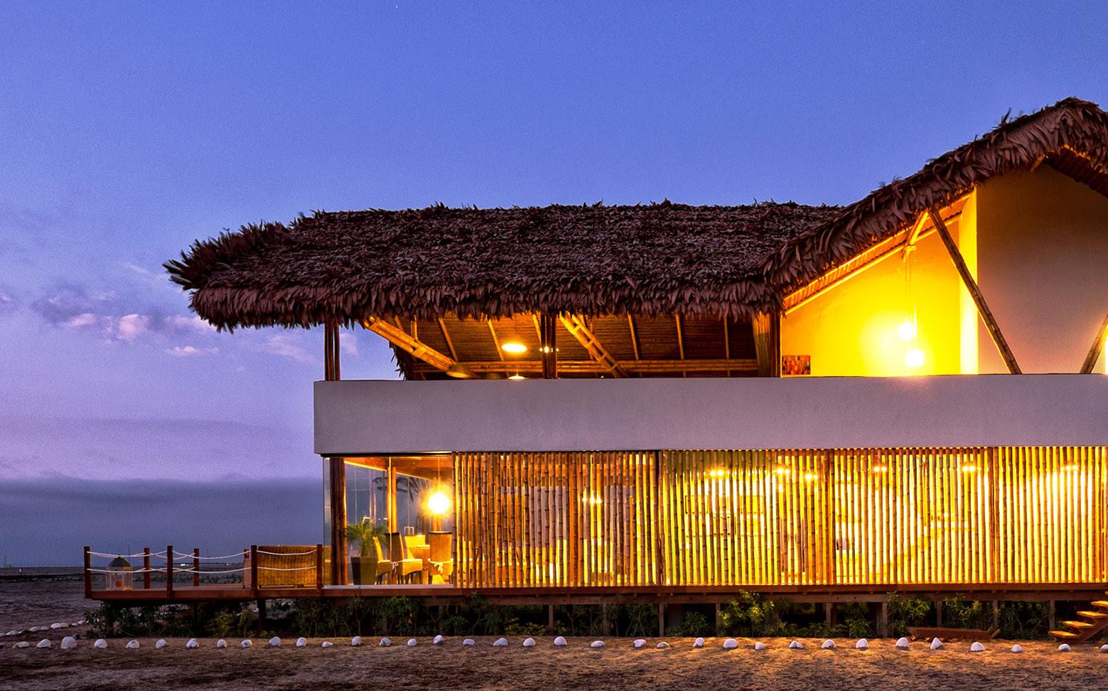 Gallery of house in playa del carmen yupana arquitectos 7 - Casa de playa ...