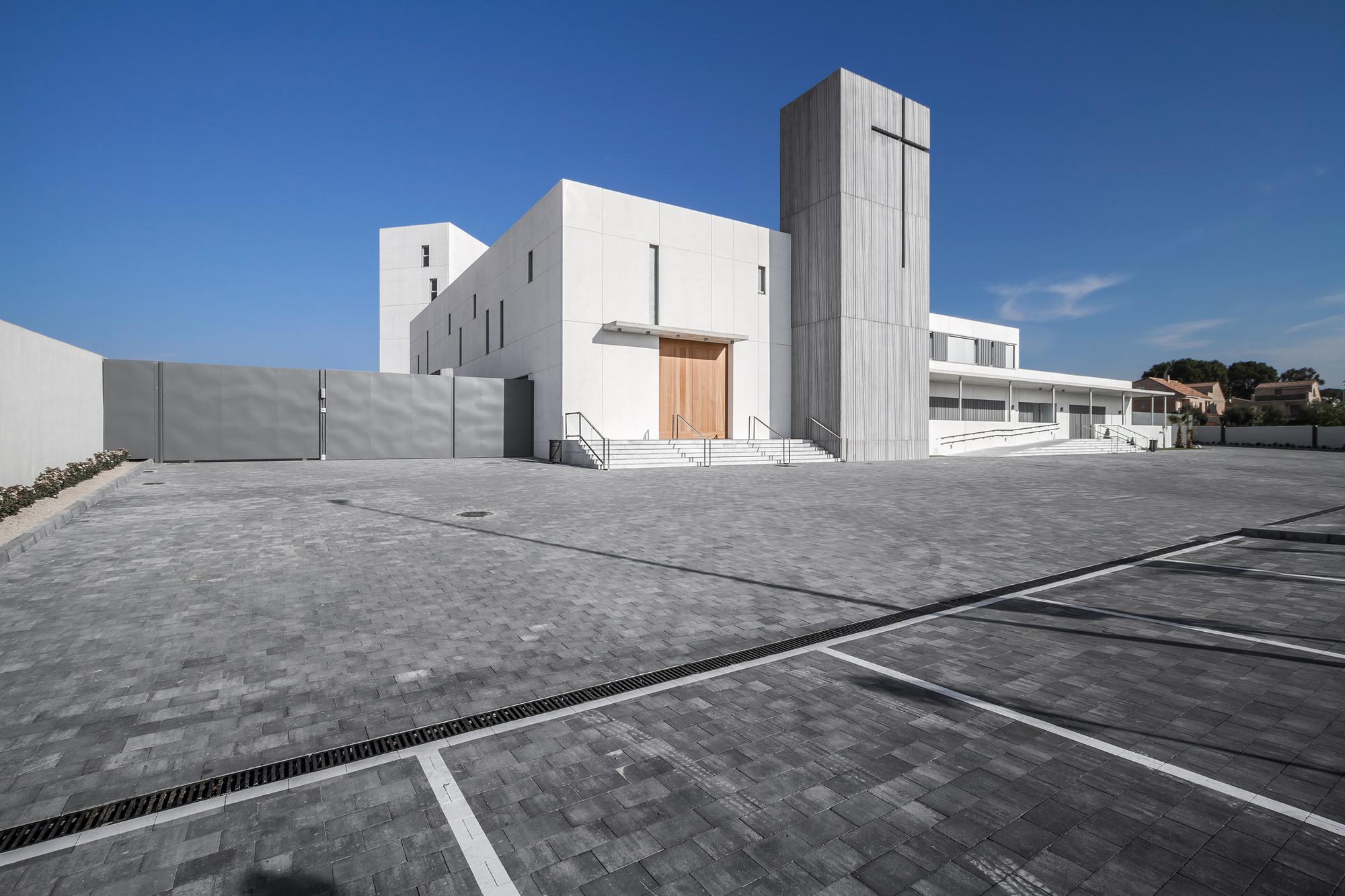 Real Monasterio de Santa Catalina de Siena / Hernández Arquitectos, © German Cabo