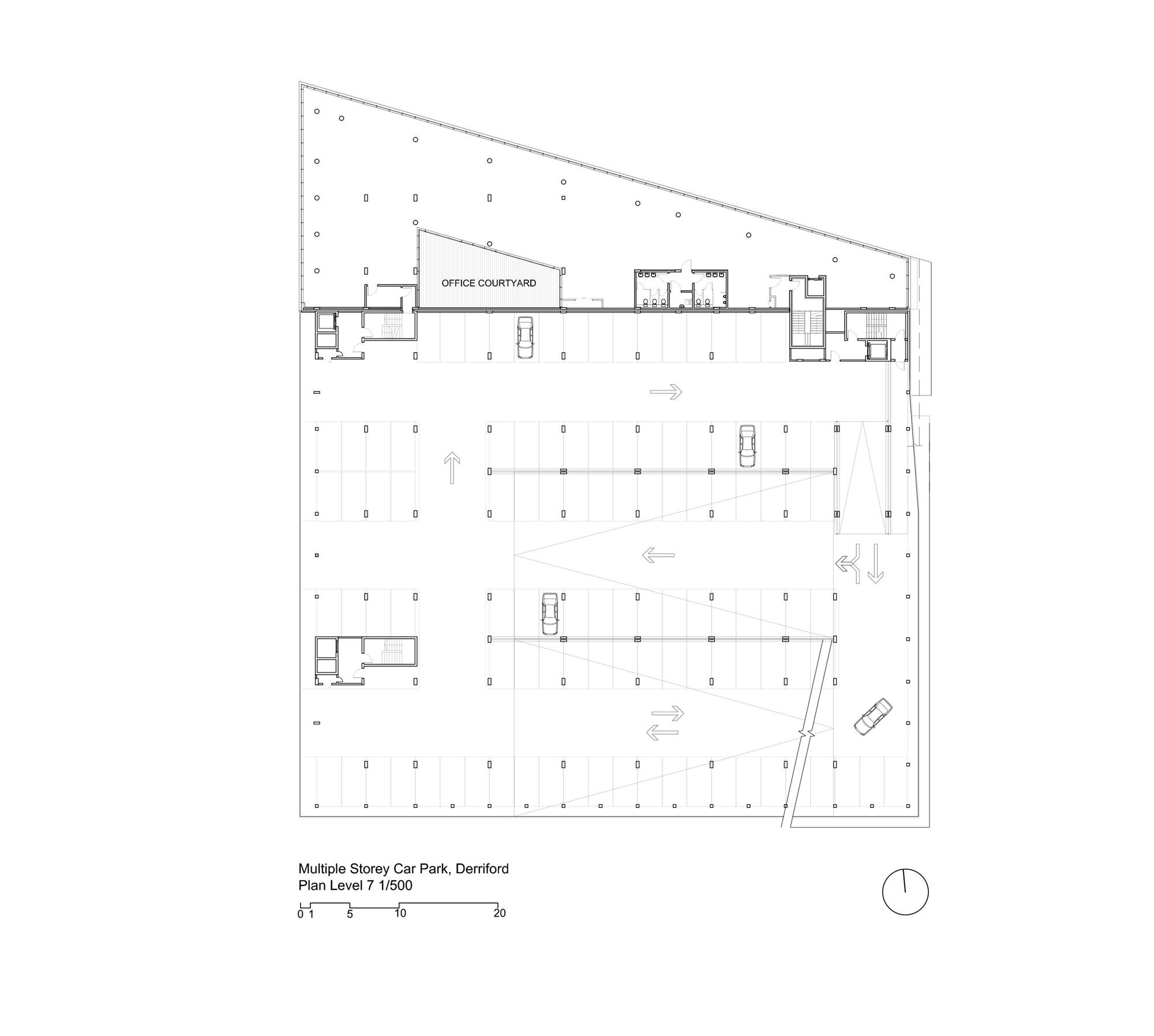 Gallery Of Bircham Park Multi Storey Car Park / S333