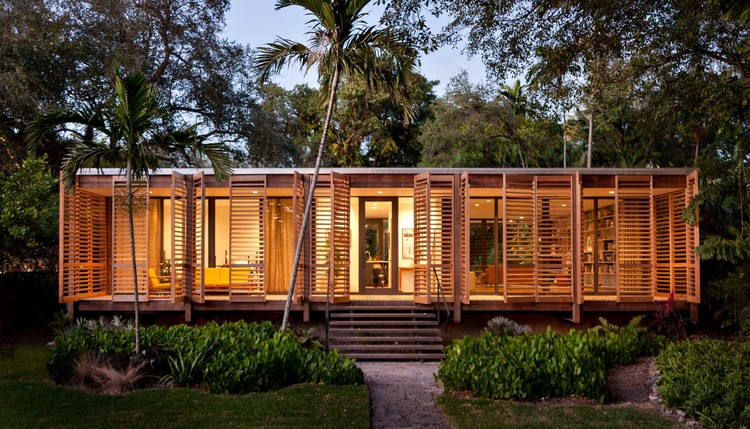 Brillhart House / Brillhart Architecture, Courtesy of Brillhart Architecture