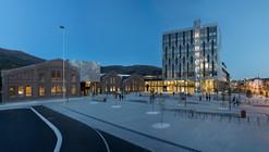 Universidad de Bergen / Cubo Arkitekter + HLM Arkitektur