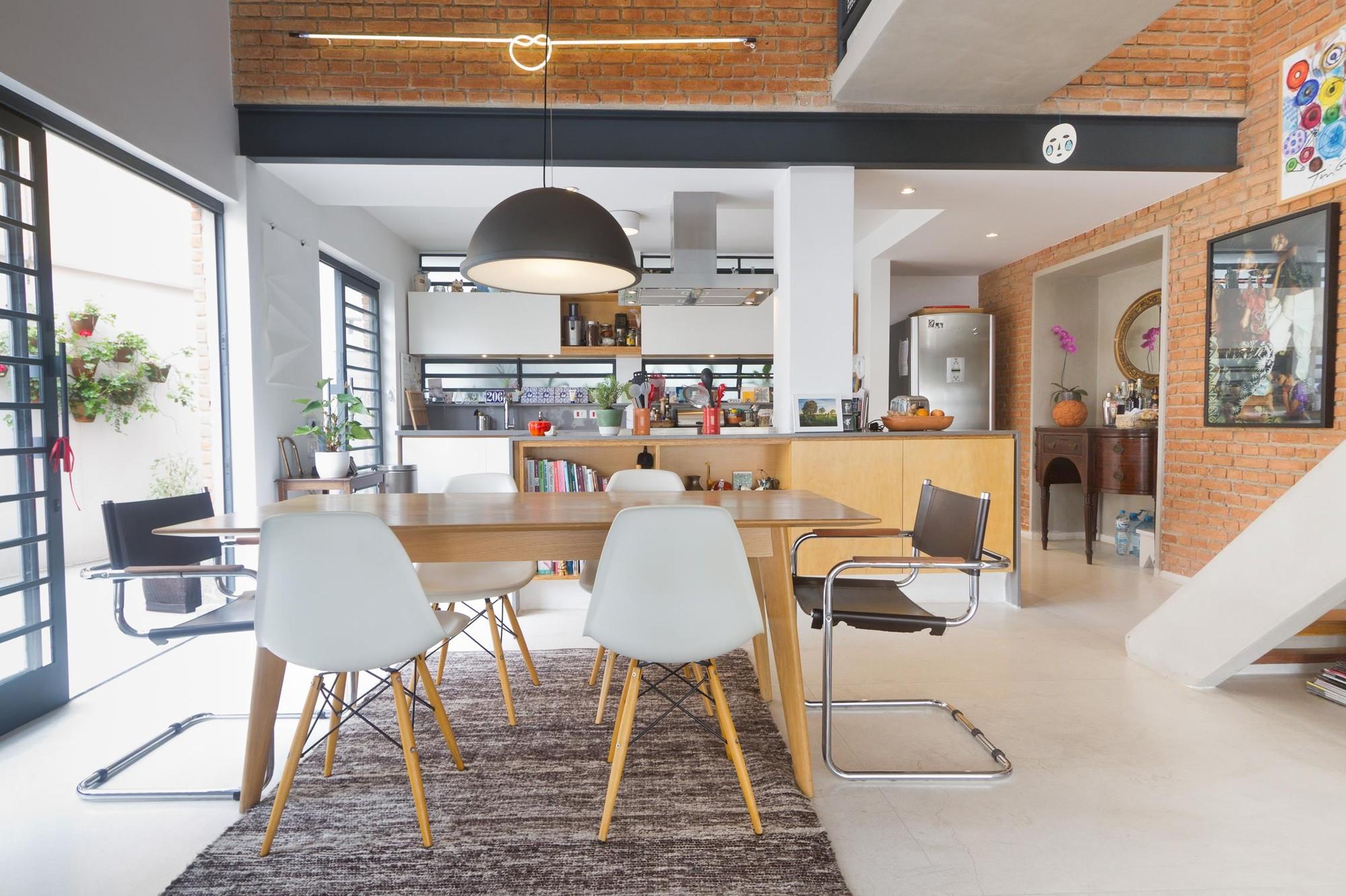 Casa e Estúdio 205 / Galeria Arquitetos, © Fernando Cavalcanti