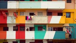 Arte y Arquitectura: ocho pinturas urbanas que fortalecen la comunidad por Boa Mistura
