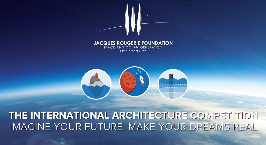 Calling All Visionaries: Jacque Rougerie Competition Seeks Evolutionary Designs for Sea and Space, Courtesy of Jacques Rougerie Foundation