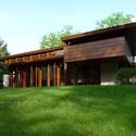 Bachman-Wilson Residence Exterior, Rear Elevation. Image Courtesy of TarantinoSTUDIO © 2014