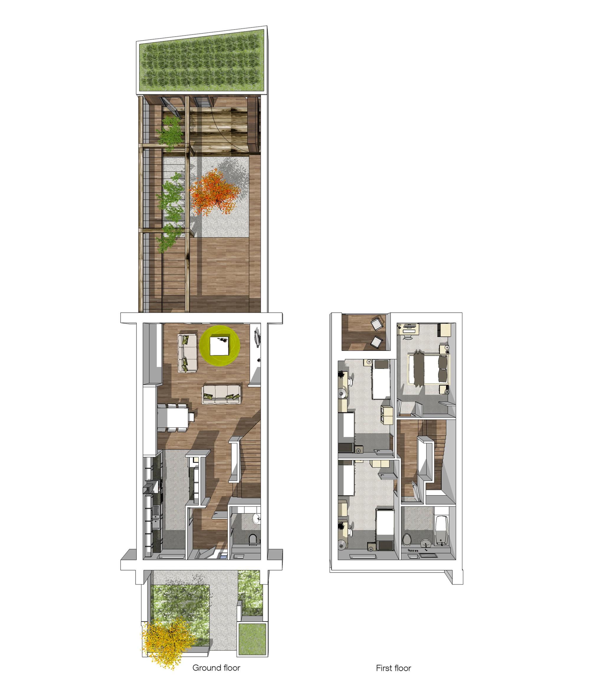 Gallery of Inventive Council Housing / Levitt Bernstein - 18
