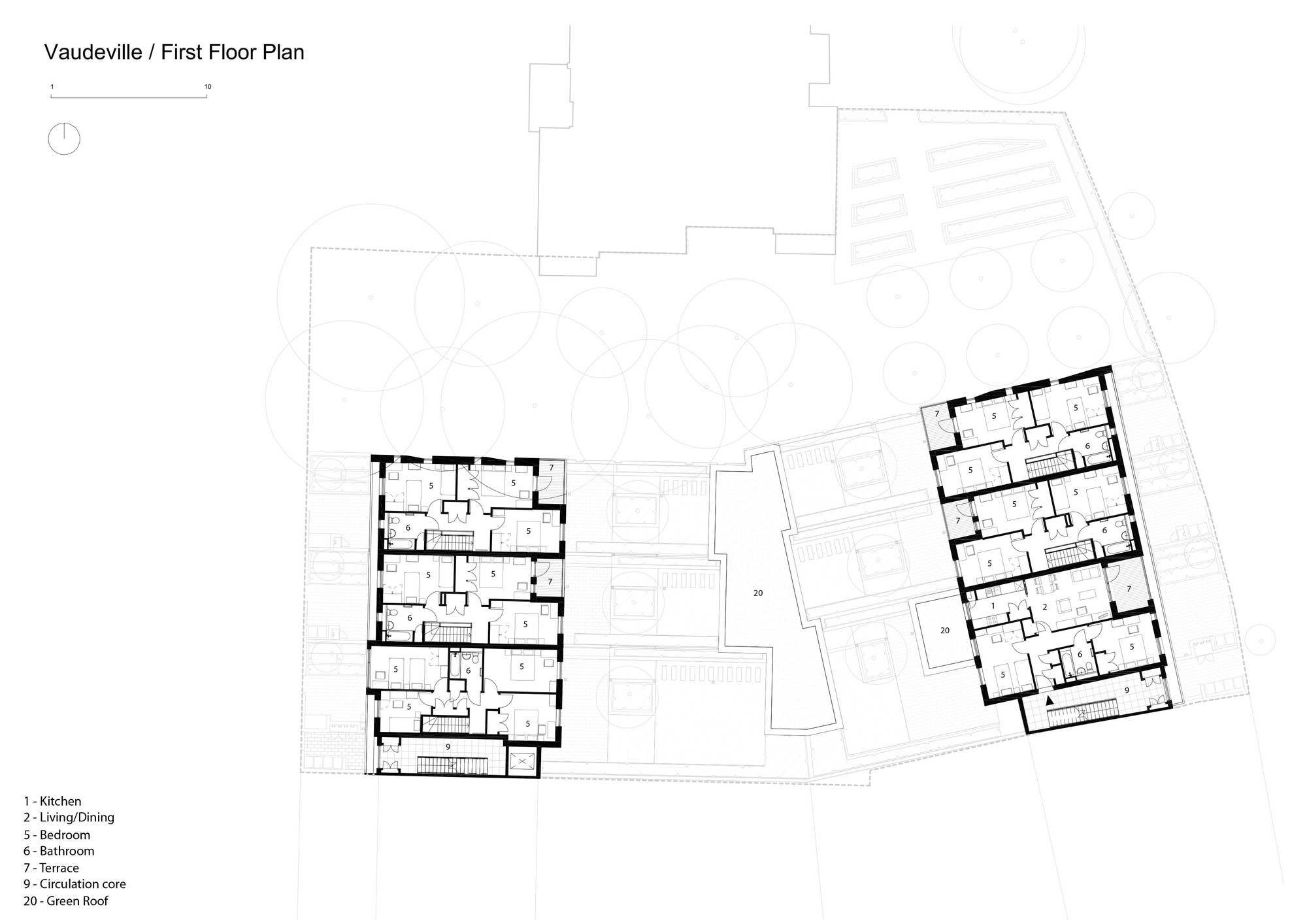 Gallery of Inventive Council Housing Levitt Bernstein 20 – Council House Floor Plans