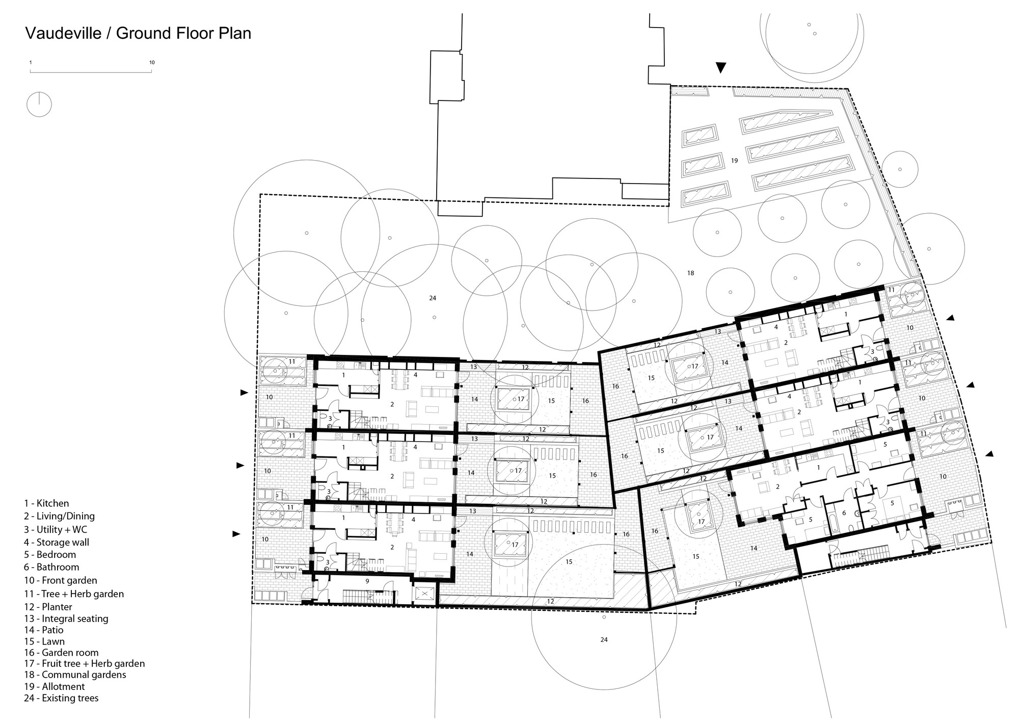 Gallery of Inventive Council Housing Levitt Bernstein 19 – Council House Floor Plans
