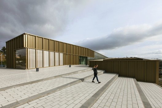 Courtesy of Ateliers O-S architectes