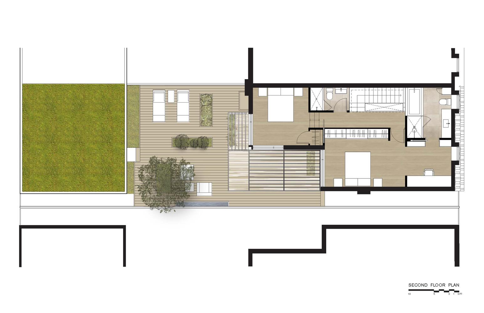 Gallery of Through House / Dubbeldam Architecture + Design - 15