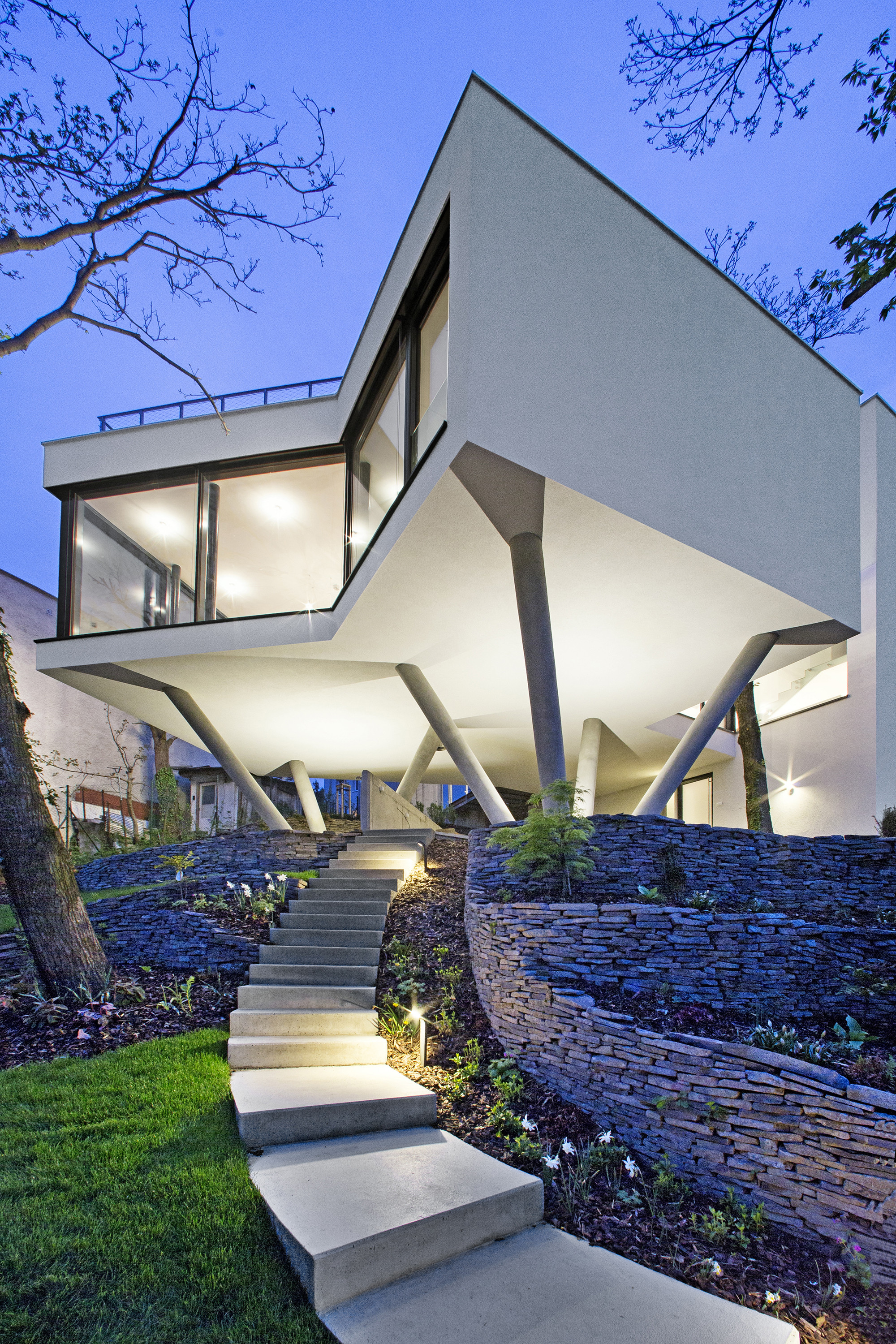 Gallery of house between the trees ebo lich architects 7 for Architecture 54