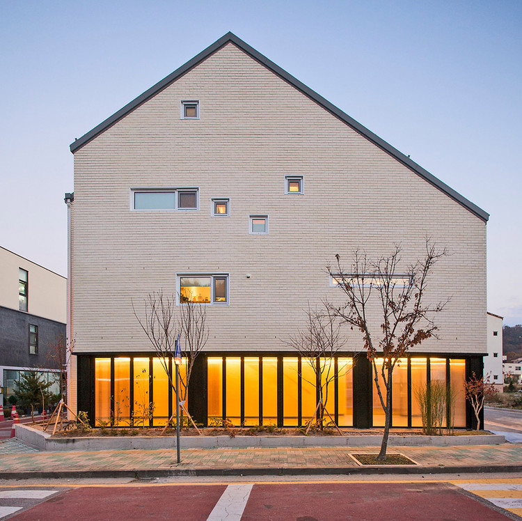 Dongtan House / JYA-RCHITECTS, © Hwang hyochel