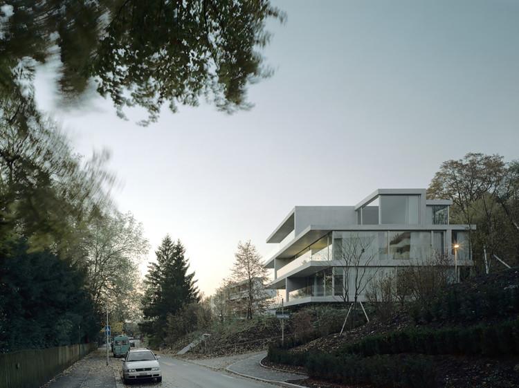 Edificio de Departamentos en Forsterstrasse / Christian Kerez, © Walter Mair