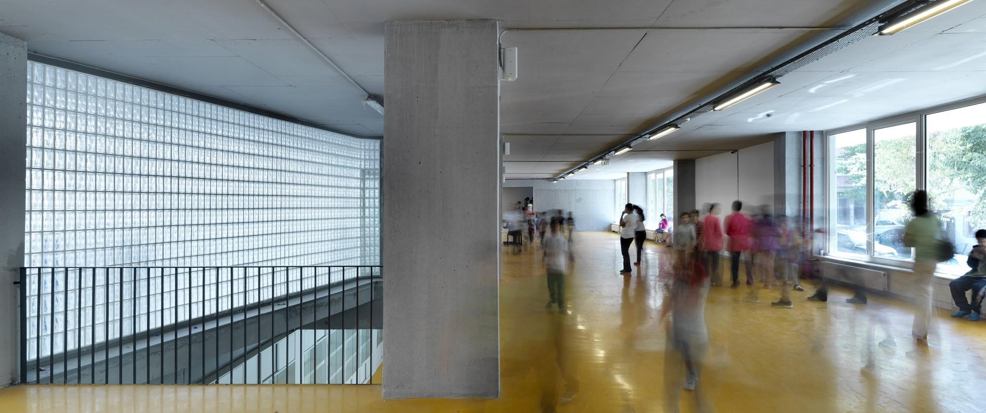 NEF Primary School / CINICI Architects, © Cemal Emden