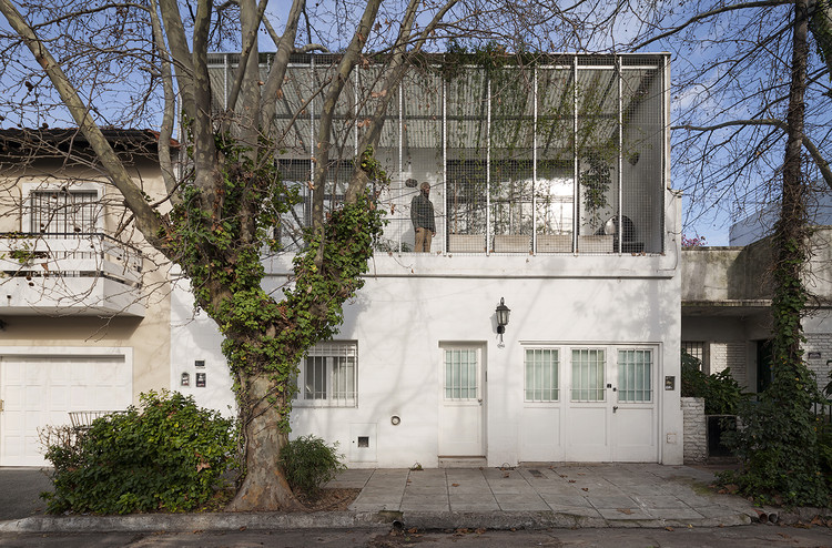 Casa Silvina y Omar / IR arquitectura, © Federico Cairoli