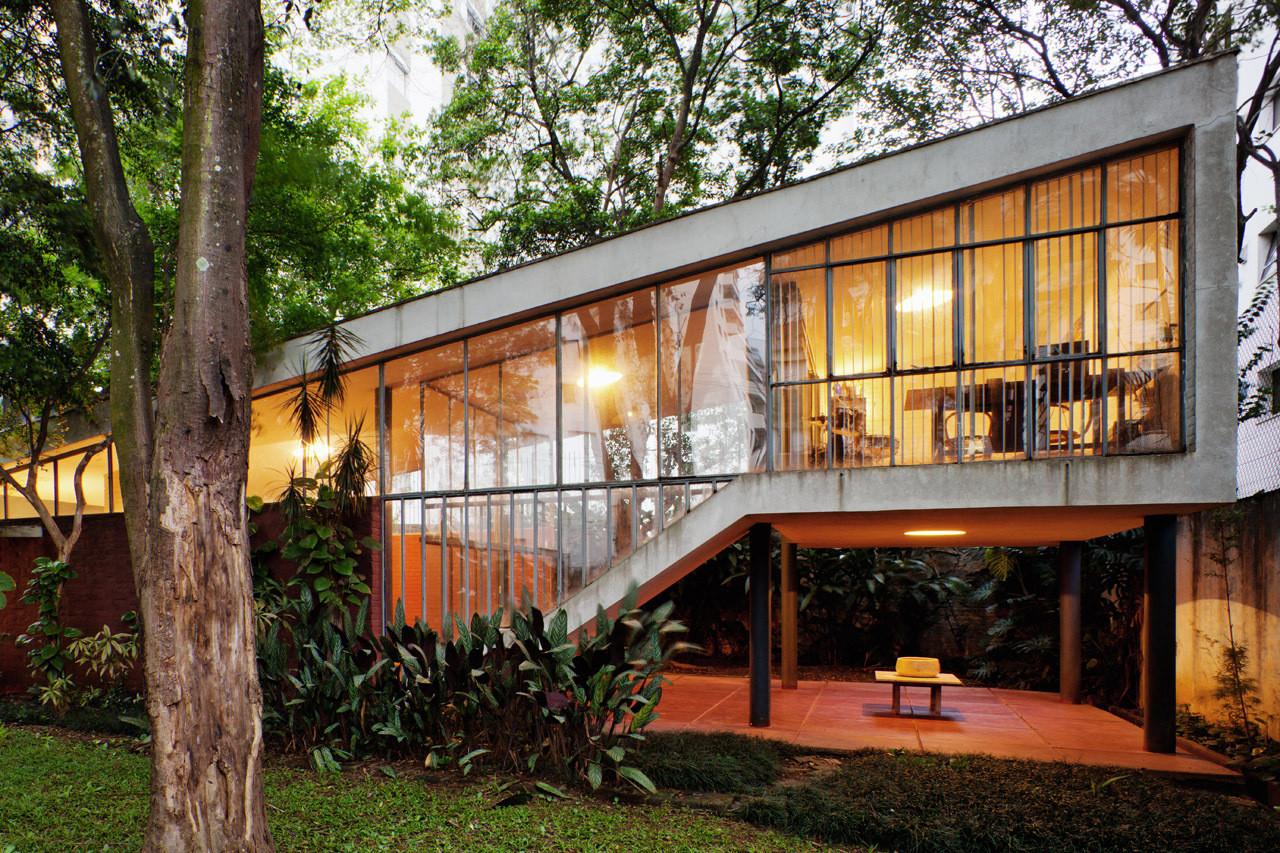 Residências de Vilanova Artigas são colocadas à venda, © Nelson Kon