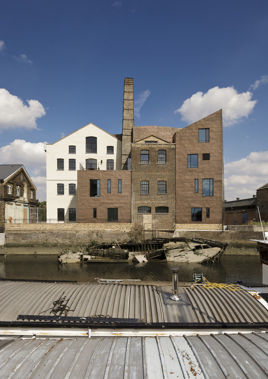 10 Facts about AJ's Woman Architect of the Year 2015: Teresa Borsuk, The Granary. Image © Pollard Thomas Edwards