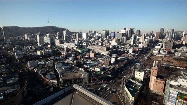 Open Call: Competition to Re-Structure Seoul's Seunsangga Citywalk, The Site