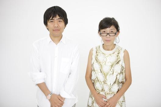 Kazuyo Sejima e Ryue Nishizawa do SANAA. Image Cortesia de Expo Revestir