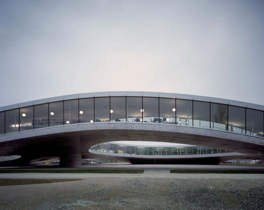 Rolex Learning Center / SANAA.  Imagem © Rolex Learning Center