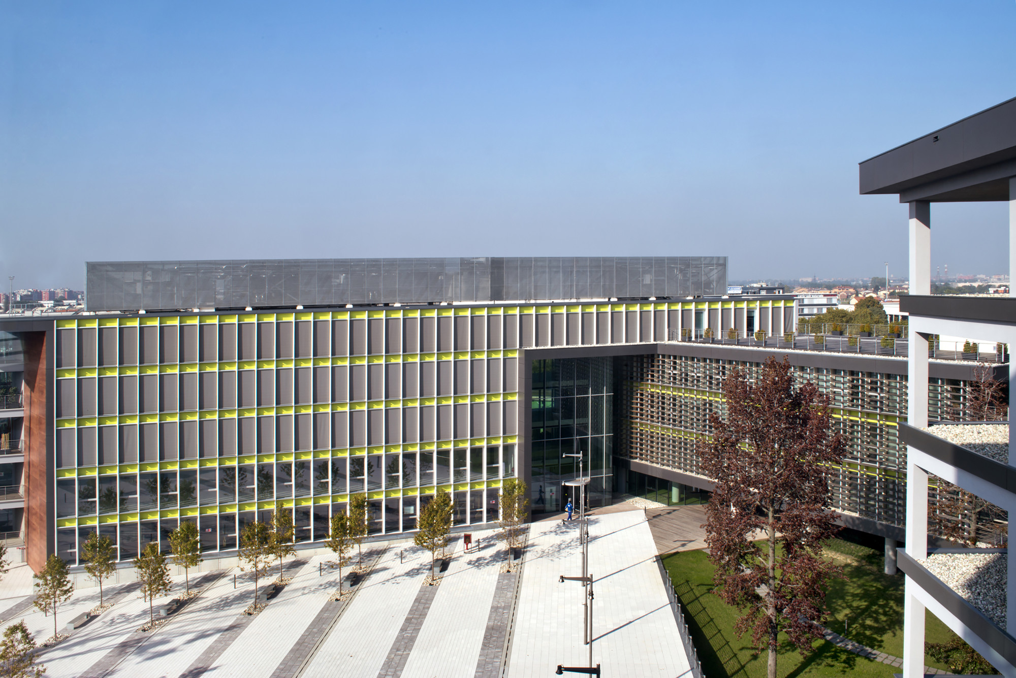 Segreen Business Park  / Lombardini22, Courtesy of Lombardini22