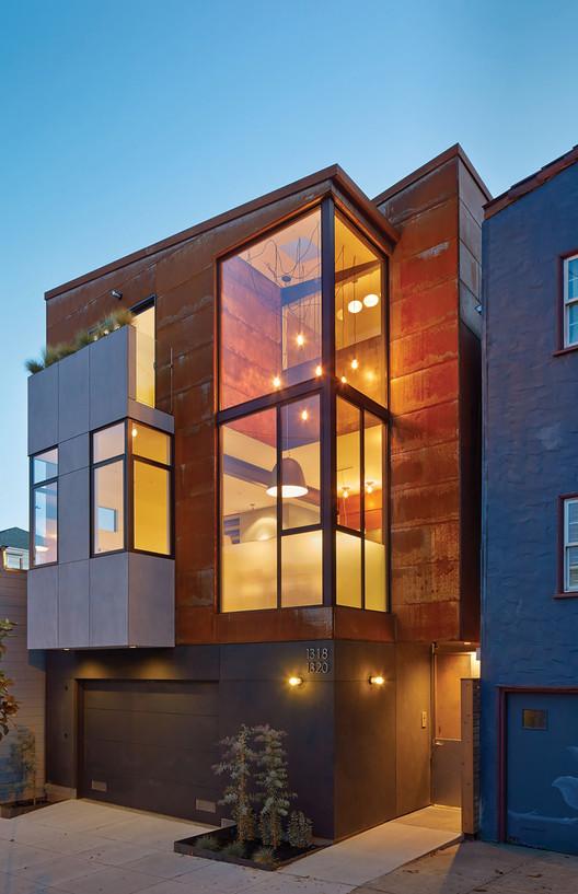 Steelhouse 1 And 2 Zack De Vito Architecture Archdaily