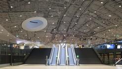 Se abre a todo público la nueva estación de trenes diseñada por Mecanoo para Delft