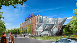 "HWKN Unveils Design for ""Pennovation Center"" in Pennsylvania"