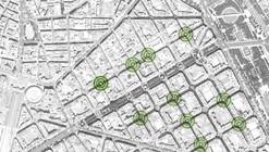 Una oportunidad para recuperar el espacio peatonal: contrapropuesta para renovación del centro de Valencia