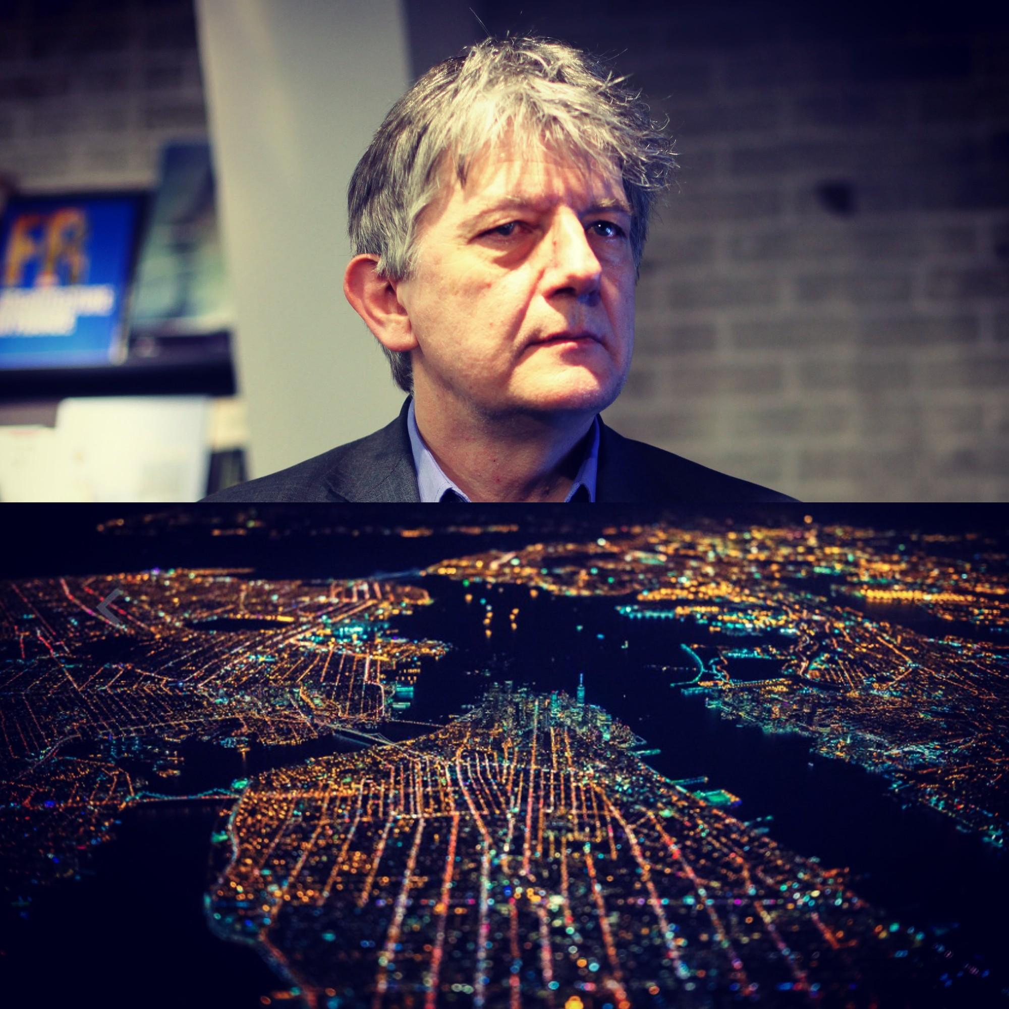 Deyan Sudjic: 'una ciudad no es una obra de arte, solo prospera si permite el cambio', © Elekhh [Wikipedia CC] y Vincent Laforet
