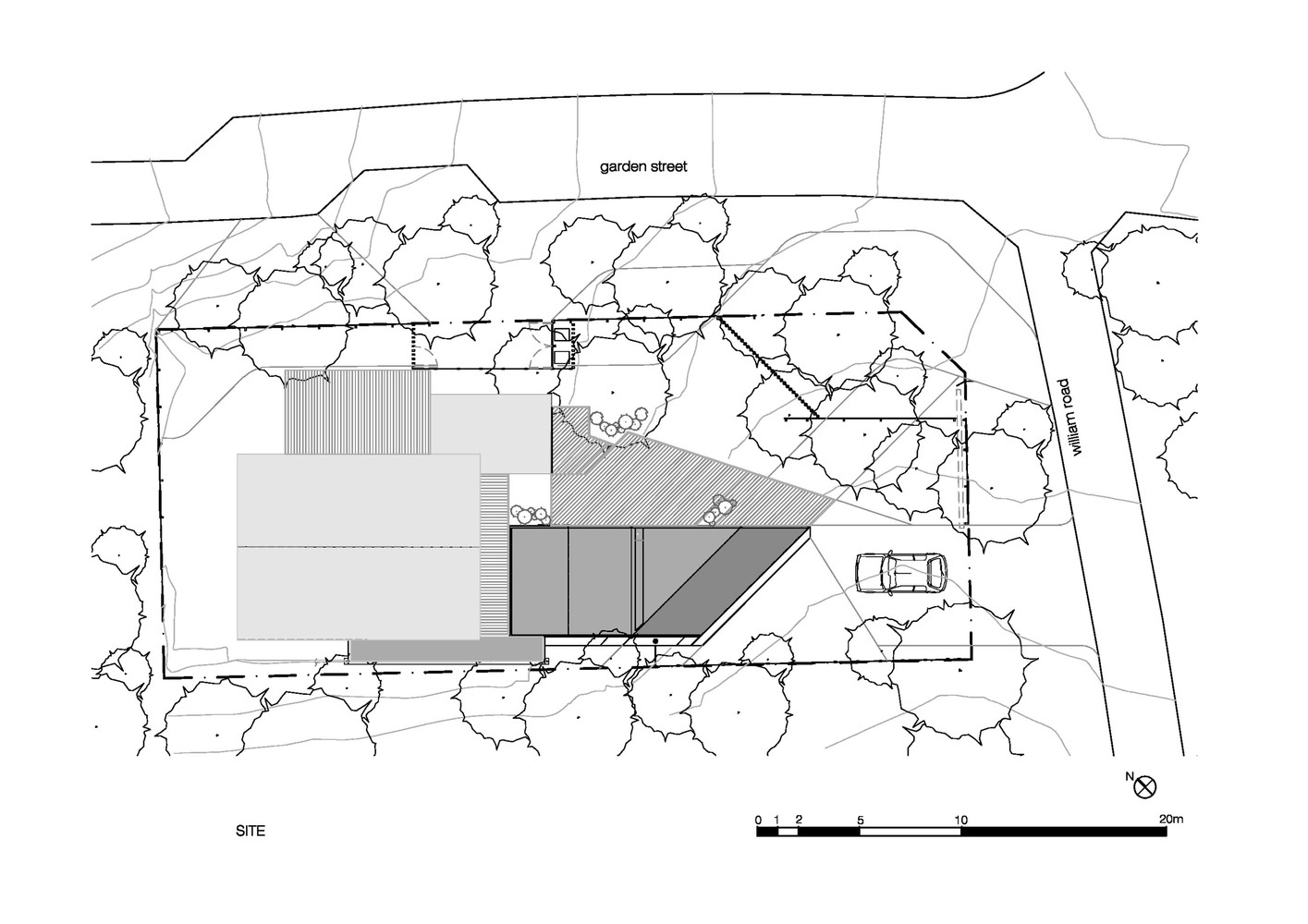 Gallery of cabin 2 maddison architects 15 cabin 2site plan pooptronica Image collections