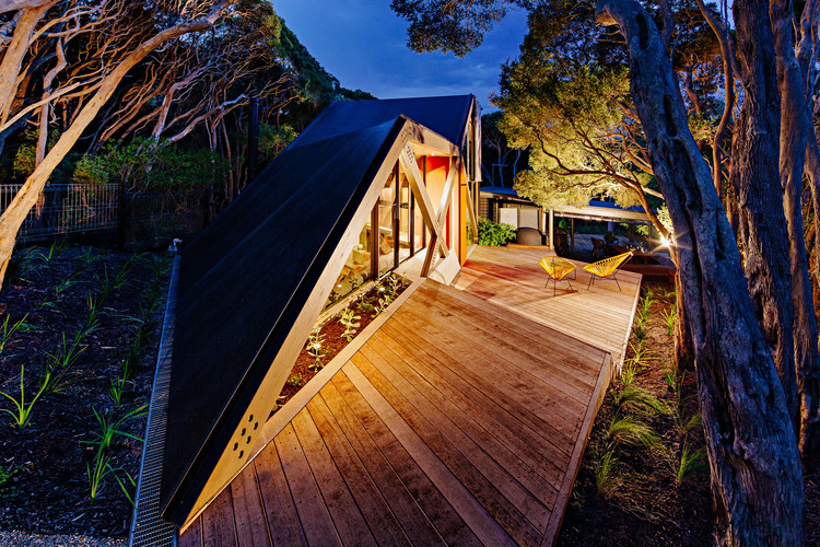 Cabin 2 Maddison Architects ArchDaily
