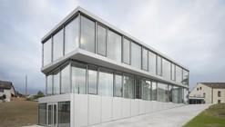 Bernex City Hall / Personeni Raffaele Schärer Architects