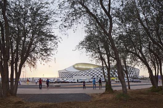 Estadio Hazza Bin Zayed / Pattern Design