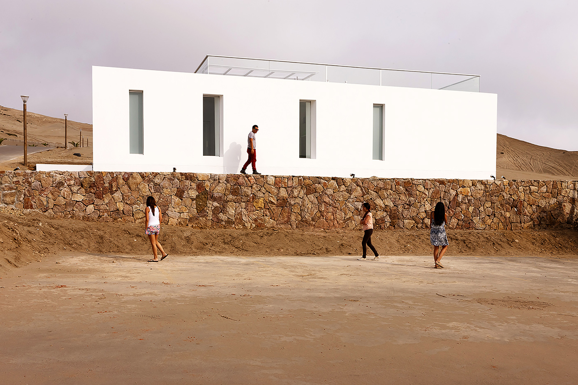 Casa em Los Andenes / Aurelio Herrera & Enrique Llatas, © Lolo Lamas