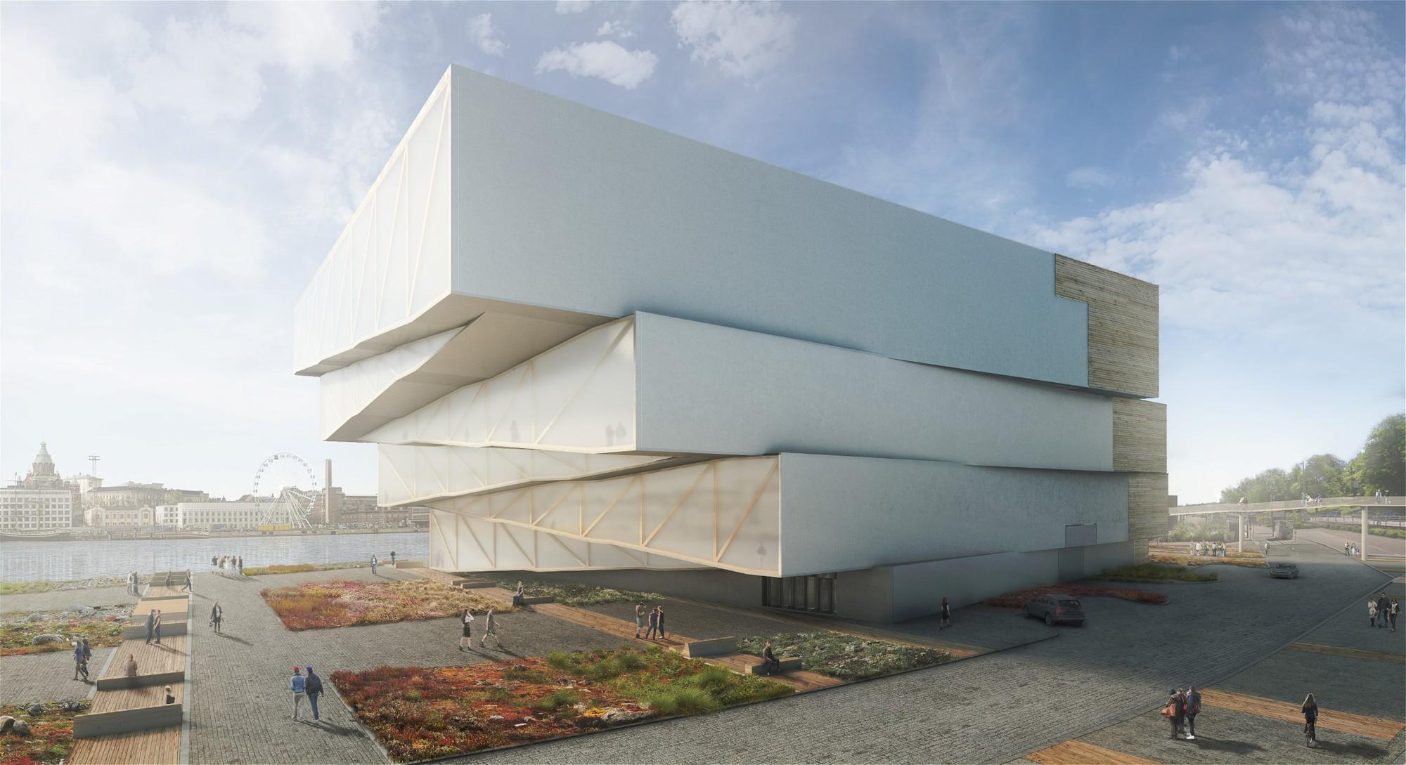 Proposta para o Museu Guggenheim Helsinki / Vazio S/A, Cortesia de Vazio S/A, EdiT Studio