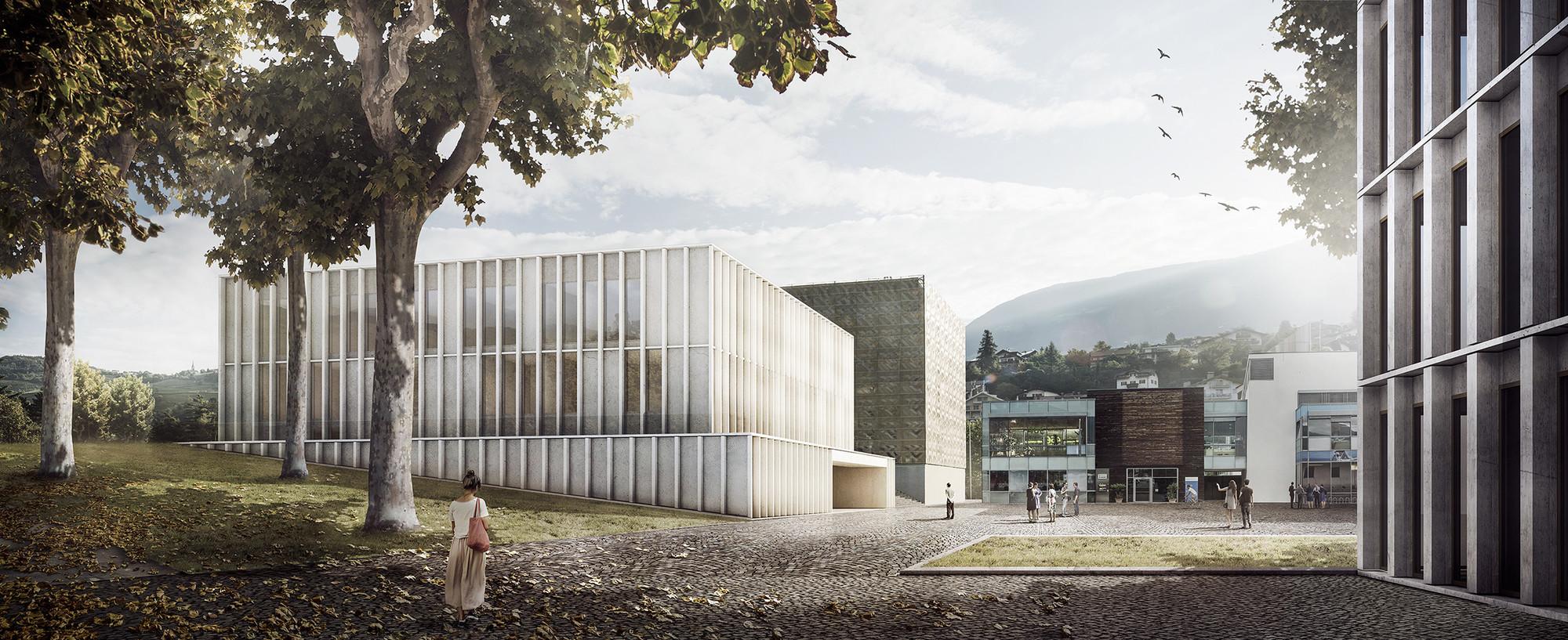 ETB Studio, segundo lugar por propuesta para futura escuela de música en Italia