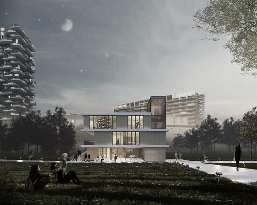 Courtesy of KM 429 architecture