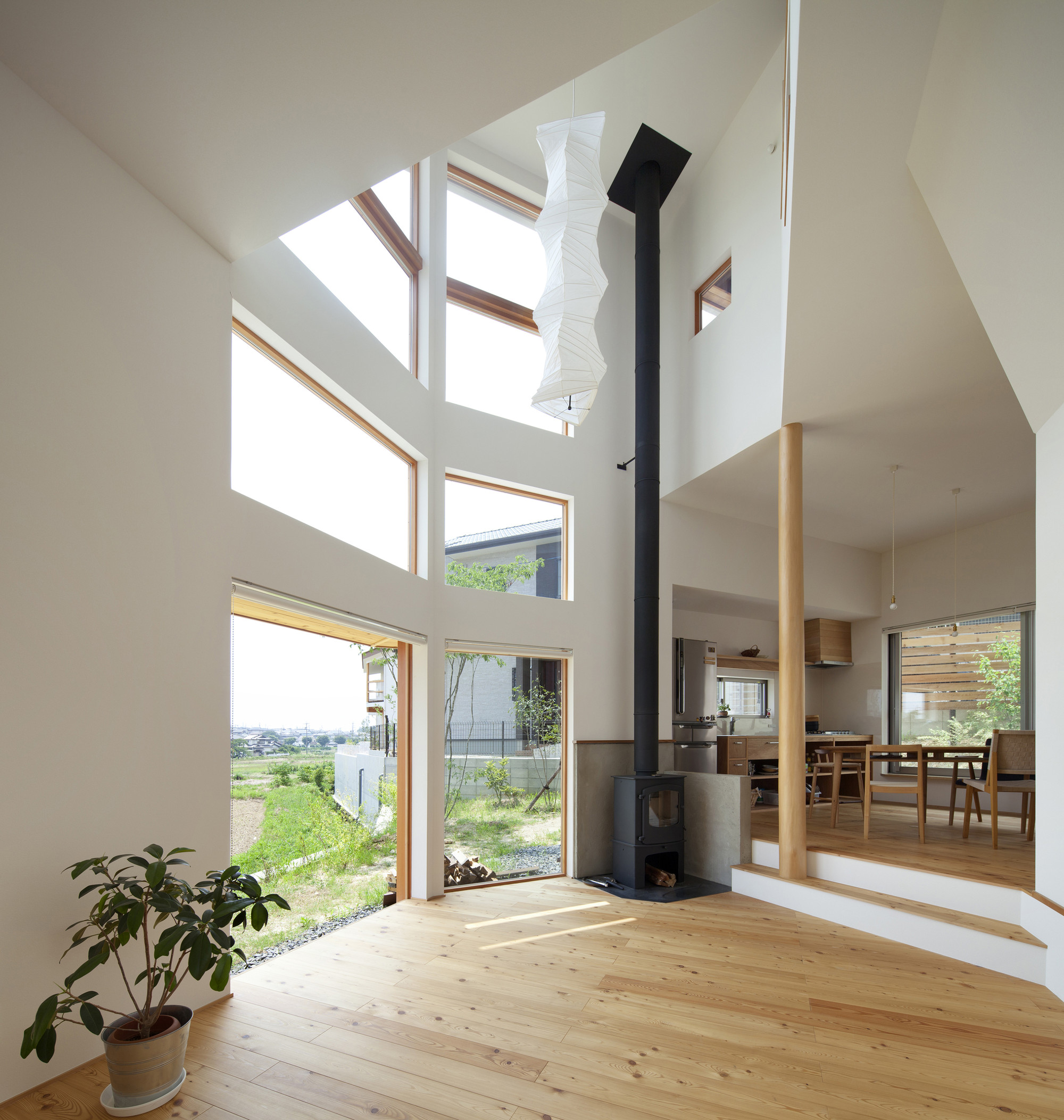 The Frontier House  / Mamiya Shinichi Design Studio, © Toshiyuki Yano