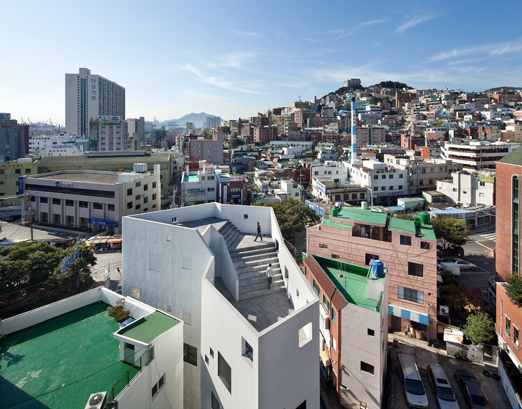 Edifício O+A / Architects Group RAUM, © Yoon Joon-hwan