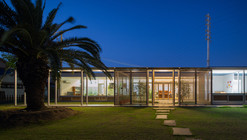 With 3 Kids, 2 Dogs and the Jungle / Osamu Morishita Architect & Associates