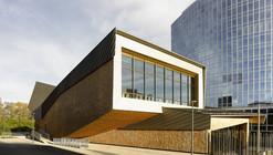 Sala de conferencias de la OMPI / Behnisch Architekten
