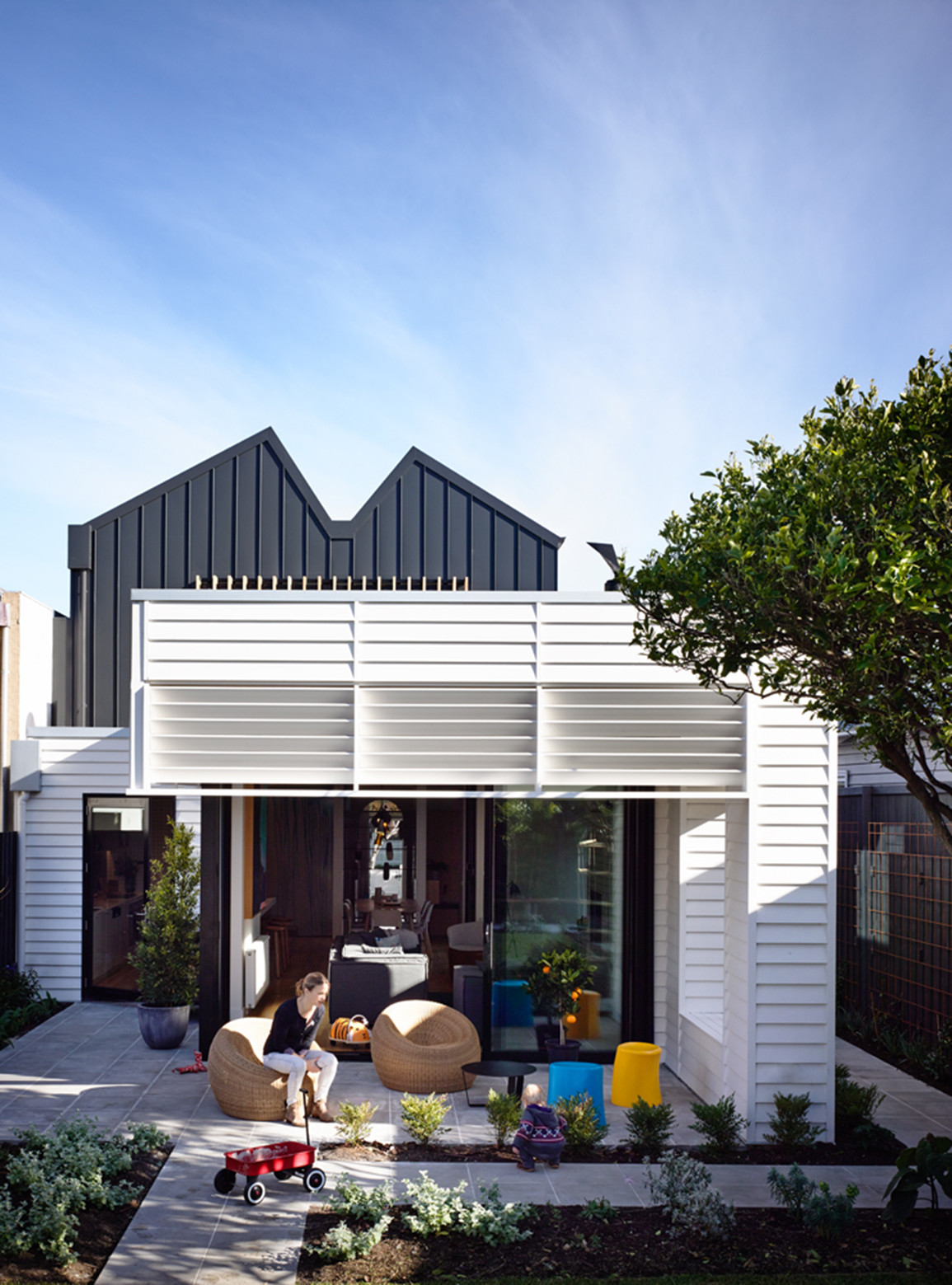 Sandringham house techne architecture interior design - Interior home design for small houses ...