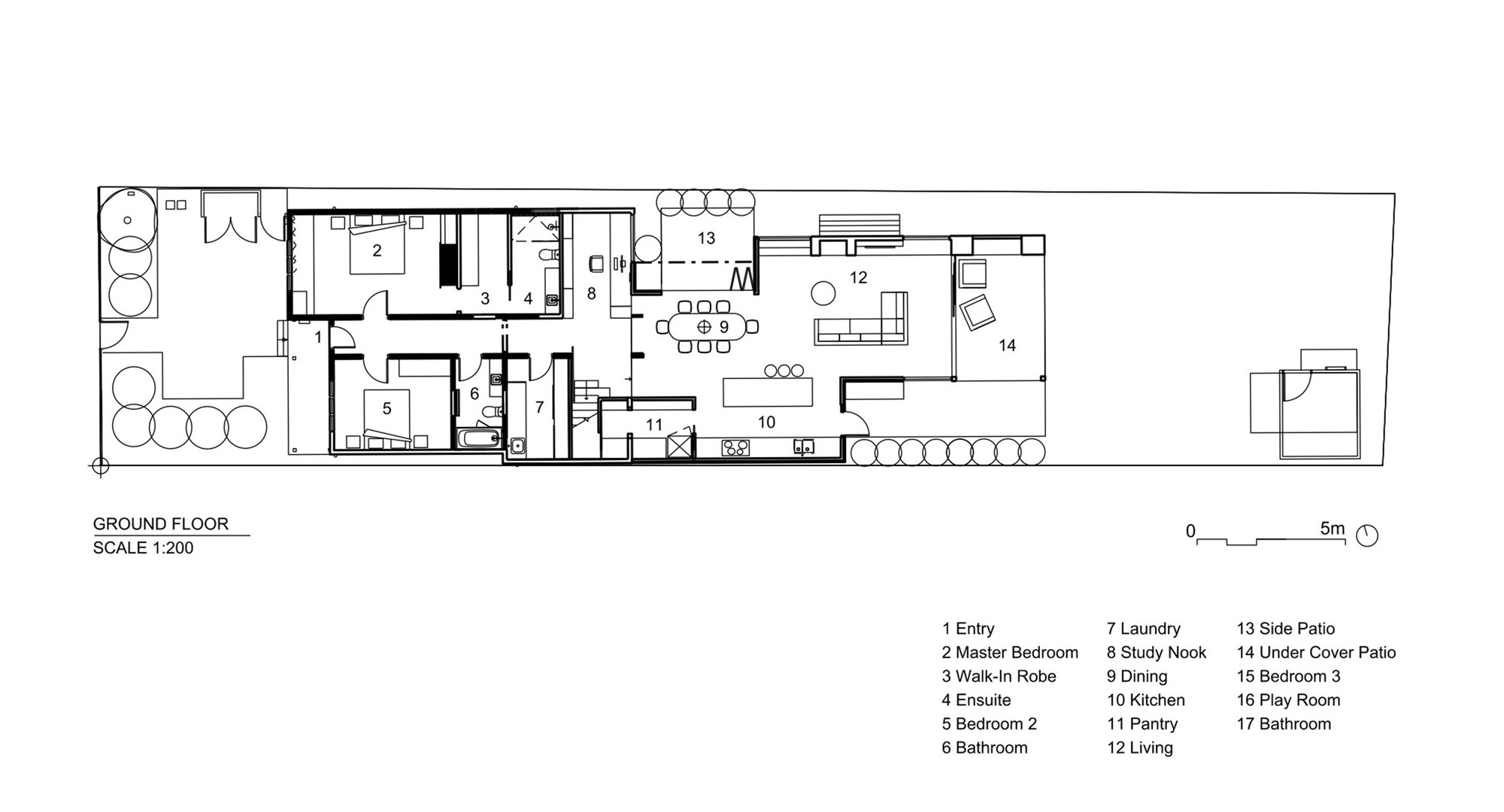 Ideal Floor Plan