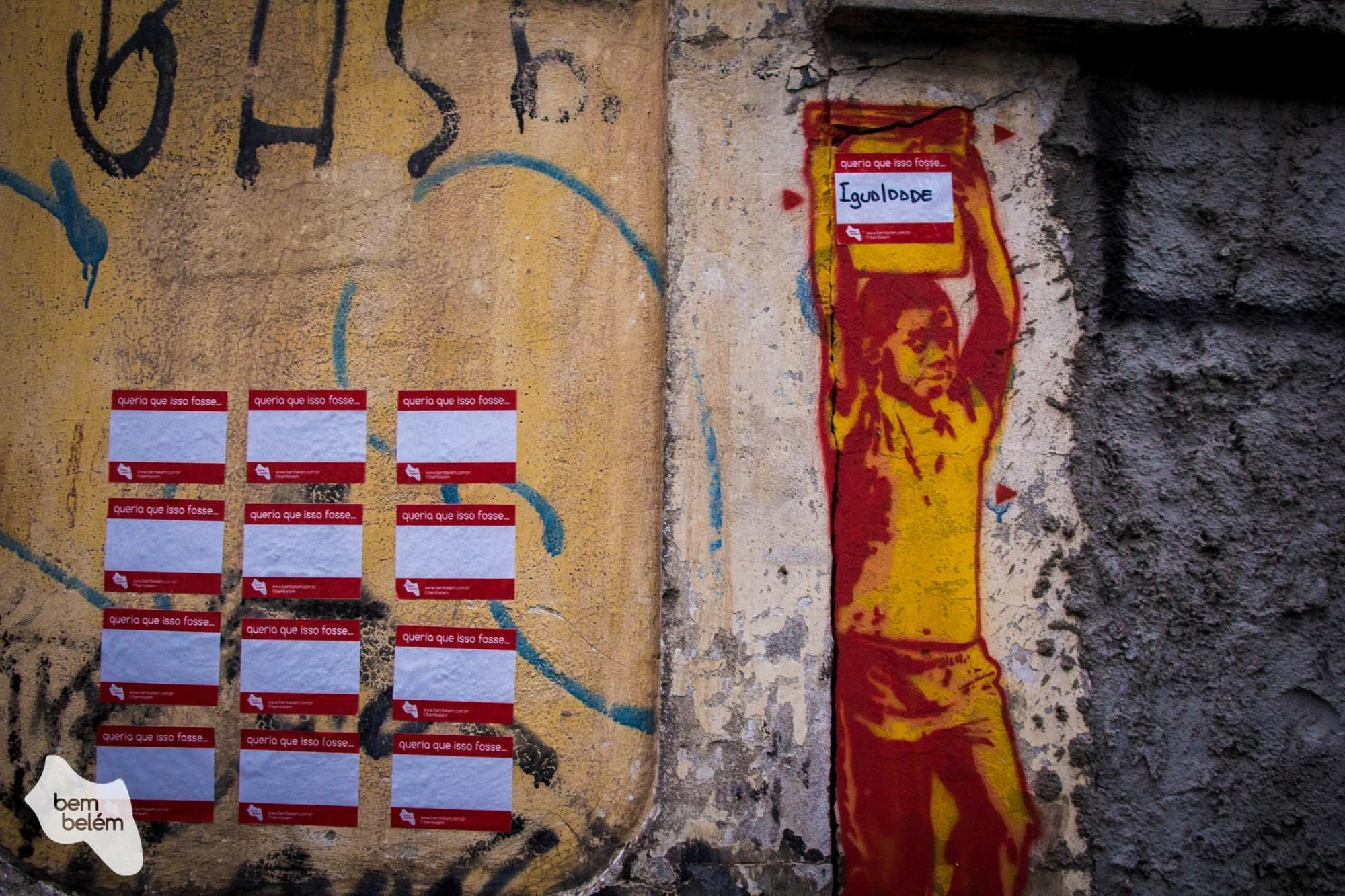 Proyecto Bem Belém: una intervención urbana basada en la participación comunitaria, © Bem Belém