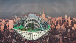 London's Architectural Association Exhibits Futuristic Work of Jan Kaplický