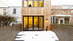 Brooklyn Row House / Office of Architecture