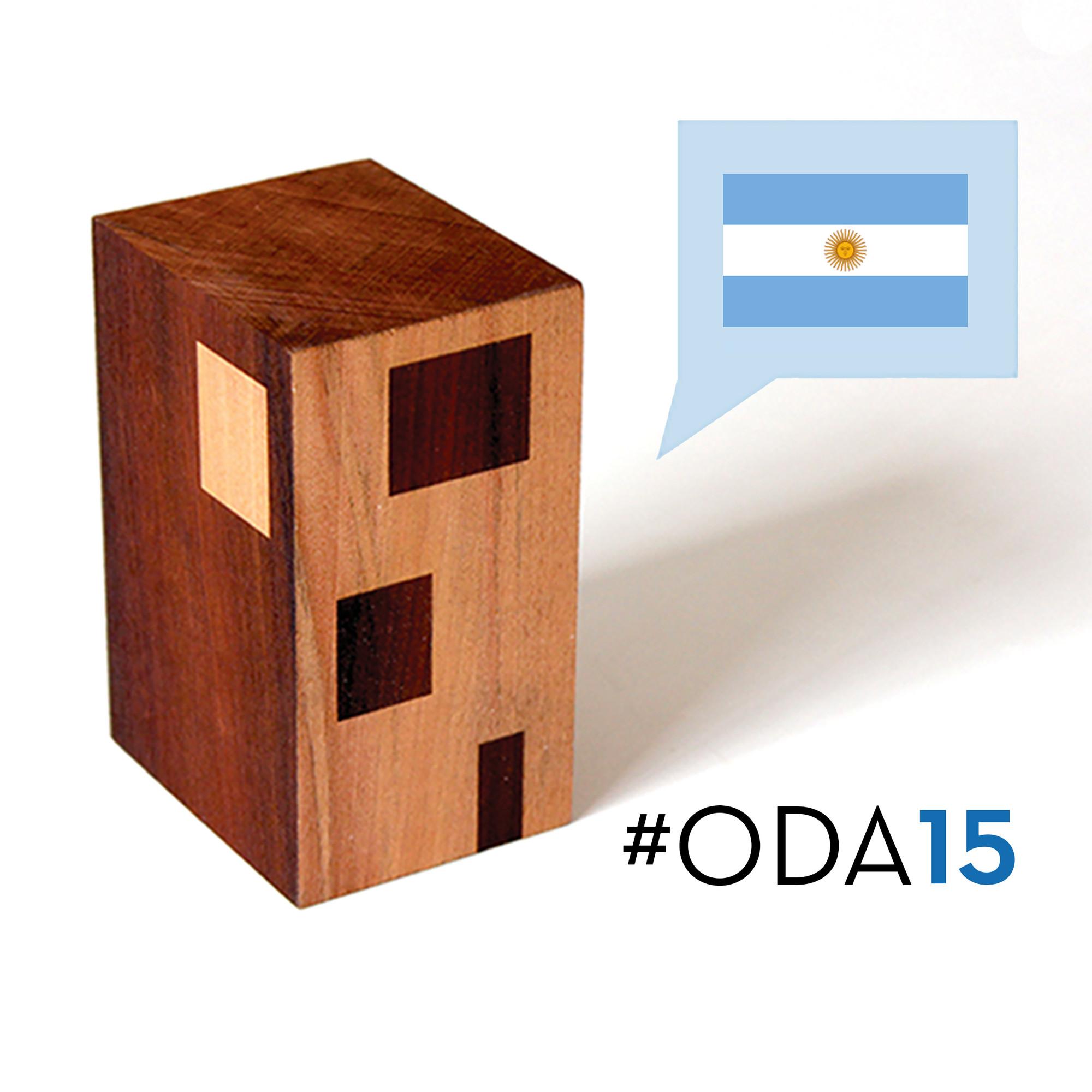 Conoce las 90 obras argentinas que están participando en #ODA15