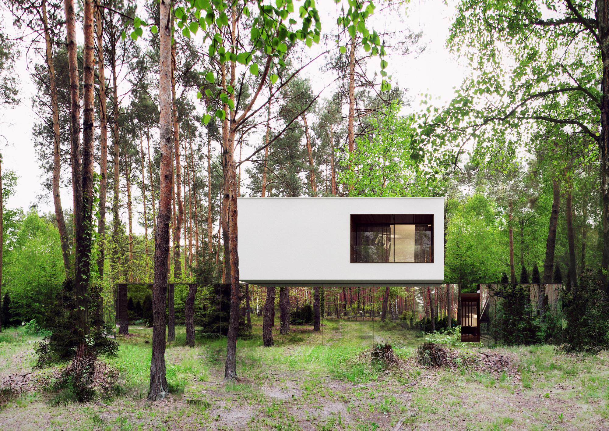Izabelin House Reform Architekt Marcin Tomaszewski
